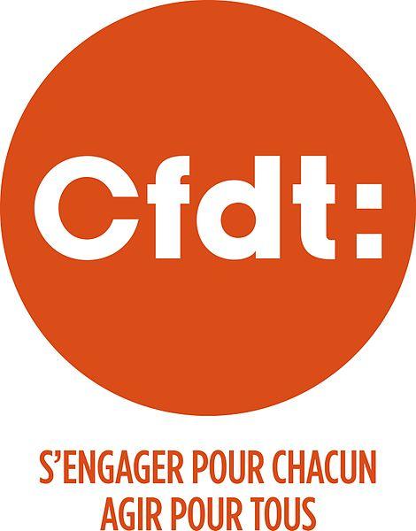 Logo CFDT 2013