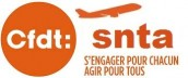 Logo orange SNTA