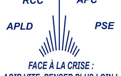 FACE À LA CRISE : AGIR VITE, PENSER PLUS LOIN !
